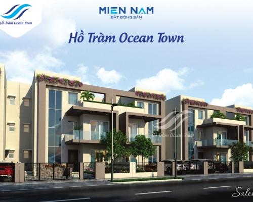 Hồ Tràm Ocean Town